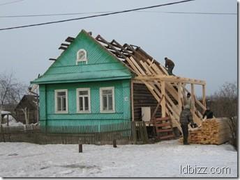 новая крыша основа кап ремонта